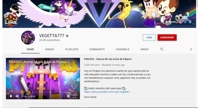 VEGETTA777-youtube
