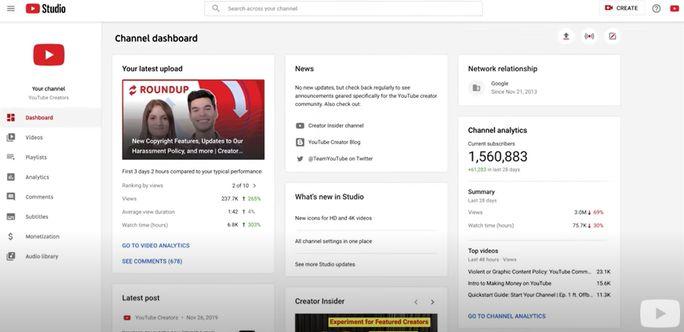 YouTube-subscriber-analytics