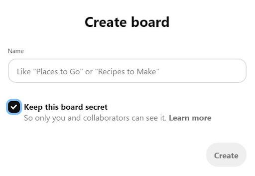 create-board