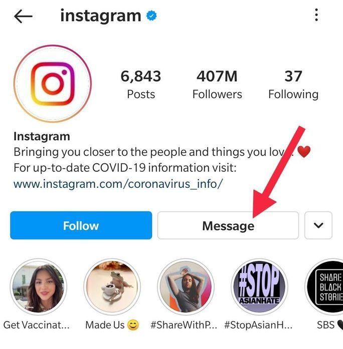 instagram-profile-message
