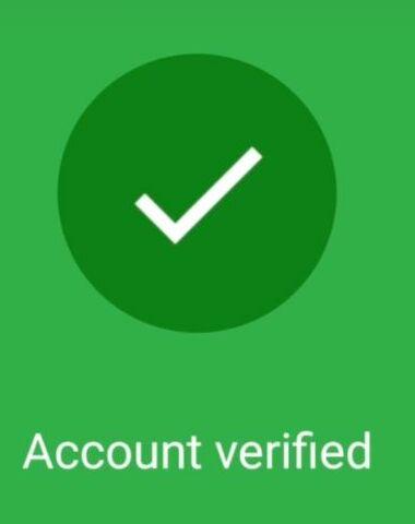 account-verified