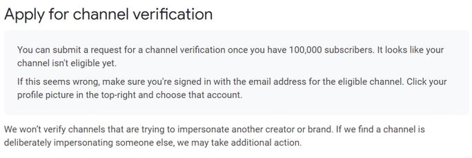 apply-for-chanel-verification
