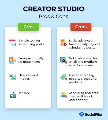 creator-studio-pros-and-cons