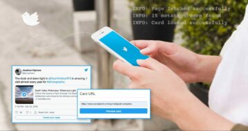 What is a Twitter Card Validator and how to use it?