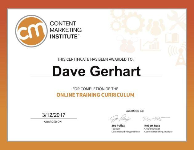 Content-Marketing-Institute-Certificate