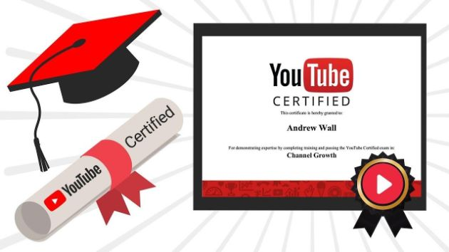 YouTube certification