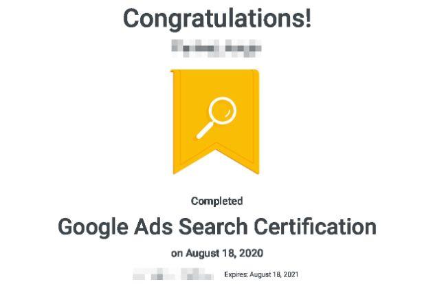 Google-Ads-Certification